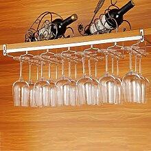 MAJOZ Schrankeinsatz Gläserhalter,Wein Glas Rack
