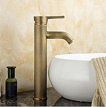 Makeyong Antike Waschbecken Wasserhähne Bronze