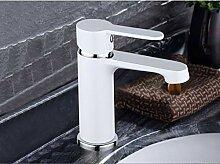 Makeyong Weiße Küchenarmaturen Weiß Bad Becken