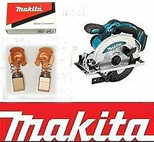 Makita 18V LXT Kohlebürsten CB-441 Für