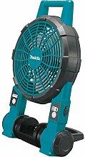 Makita DCF201Z Ventilator, ohne Akku, 18 V,