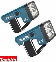 Makita DML186 LED-Taschenlampe, 18 V,