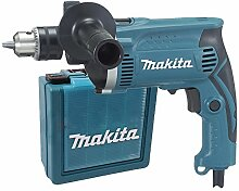 Makita HP1630K Schlagbohrmaschine 710W + koffer