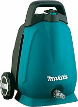 Makita HW102 Hochdruckreiniger 1300 W, Schwarz/Blau