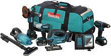 Makita Werkzeug-Set 14-teilig