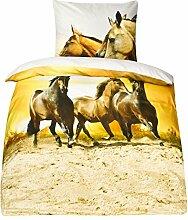 Bettwäsche Mit Pferden Unsere Besten Günstig Online Kaufen Lionshome