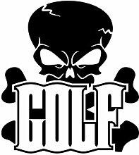 malango® Skulls Golf 2 Totenkopf Shocker Knochen