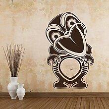 malango® Wandtattoo Australische Maske Wandbild