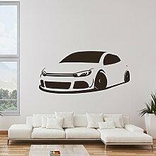 malango® Wandtattoo Auto Fahrzeug Tuning Wand
