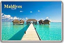 Maldives/fridge magnet..!!!! - Kühlschrankmagne