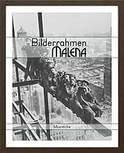 Malena CANVASO Bilderrahmen 20x120 cm in Mooreiche