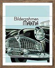 Malena CANVASO Bilderrahmen 20x120 cm in Wildeiche