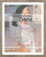 Malena CANVASO Bilderrahmen 30x110 cm in Apfelholz