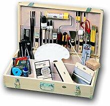 Maler-Werkzeugkoffer AUSBILDUNG Friess 65cm x 37cm