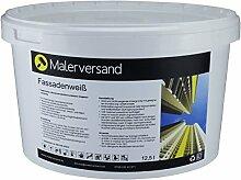 Malerversand Fassadenweiß 12,5 Liter -