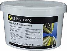Malerversand Premium Fassadenweiß 12,5 Liter -