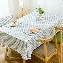 MAlex Tischdecke Rechteck moderne minimalistische