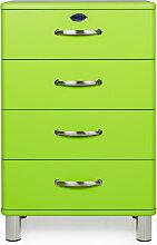 Malibu 5116 - Kommode - Schubladenschrank - Grün