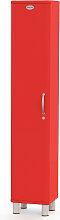 Malibu 5131 - Hochschrank - Rot