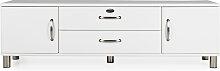 Malibu 5156 - Lowboard - TV Board - Weiß