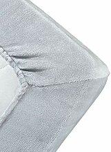 Malika® kuschelige Cashmere-Touch Spannbettlaken
