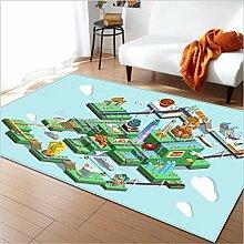 Malilove 120x160cm, Aktivität Kinder Puzzle