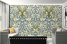 Malilove Custom 3D Großes Wandbild Schöne Antike Handgezeichnete Muster Wohnzimmer Sofa Tv Wand Kinderzimmer Tapete300X210CM