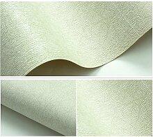 Malilove Schlafzimmer Tapete Tapete Wand Papier, Weiß