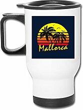 Mallorca Vintage Sun Doppelwandiger
