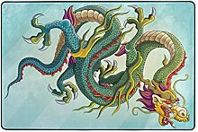 MALPLENA China Mythological Fly Dragon
