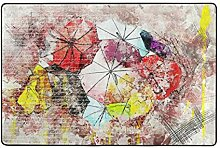 MALPLENA Farbregenschirm-Malereimuster