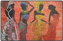 MALPLENA Malpela Art Afrikanische Frau Outdoor