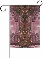 MALPLENA Malpela Fantasy Artistic Arch Rose Rose