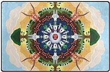 MALPLENA Malpela Mandala-Mononoke Outdoor Teppich