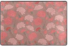 MALPLENA Malplea Carnation Teppich für