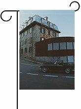 MALPLENA Malplee Autobahnflagge Hotel Offene
