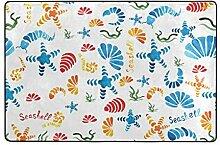 MALPLENA Muscheln Die Muster Malen Eingangsbereich