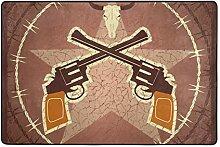 MALPLENA Texas Western Cowboy Culture Pattern