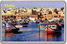 Malta/fridge magnet. - Kühlschrankmagne