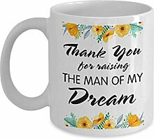 Mama, danke, dass du den Mann meiner Träume