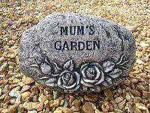 Mamas Garten Stein