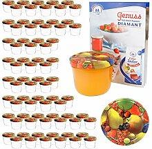 MamboCat 100er 230 ml Sturzglas-Set |