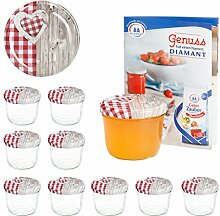 MamboCat 10er 230 ml Sturzglas-Set |