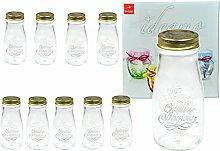 MamboCat 10er Set Quattro Stagioni Flasche 0,40l