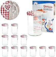 MamboCat 12er 435 ml Sturzglas-Set |