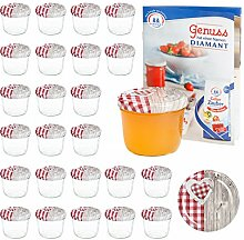 MamboCat 25er 230 ml Sturzglas-Set |