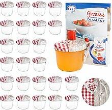 MamboCat 25er 230 ml Sturzglas-Set  