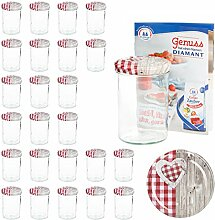 MamboCat 25er 435 ml Sturzglas-Set |