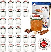 MamboCat 25er Sturzglas-Set 350 ml I