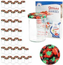 MamboCat 50er 435 ml Sturzglas-Set |